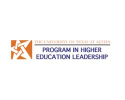 The University of Texas at Austin, Program in Higher Education leadership