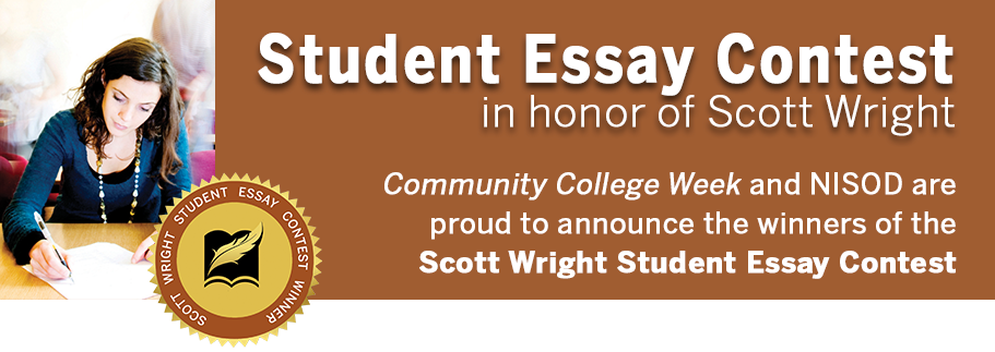 nisod essay contest Tyler junior college's community college essay contest information.