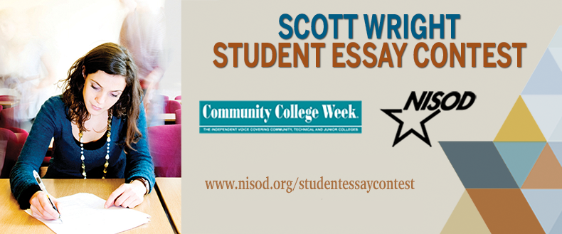 nisod essay View edward j leach, phd, cae's profile on linkedin  nisod, a community and • the scott wright student essay contest that awards $1,000 to the winning.