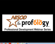 NISOD Profology Webinar Banner