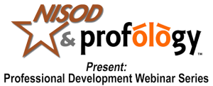 Profoloy and NISOD Professional Development Webinar Series