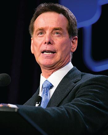 Chuck Underwood, Keynote Speaker
