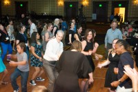 Attendees dancing the night away!