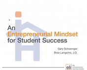 Webinar Preview - An Entrepreneurial Mindset