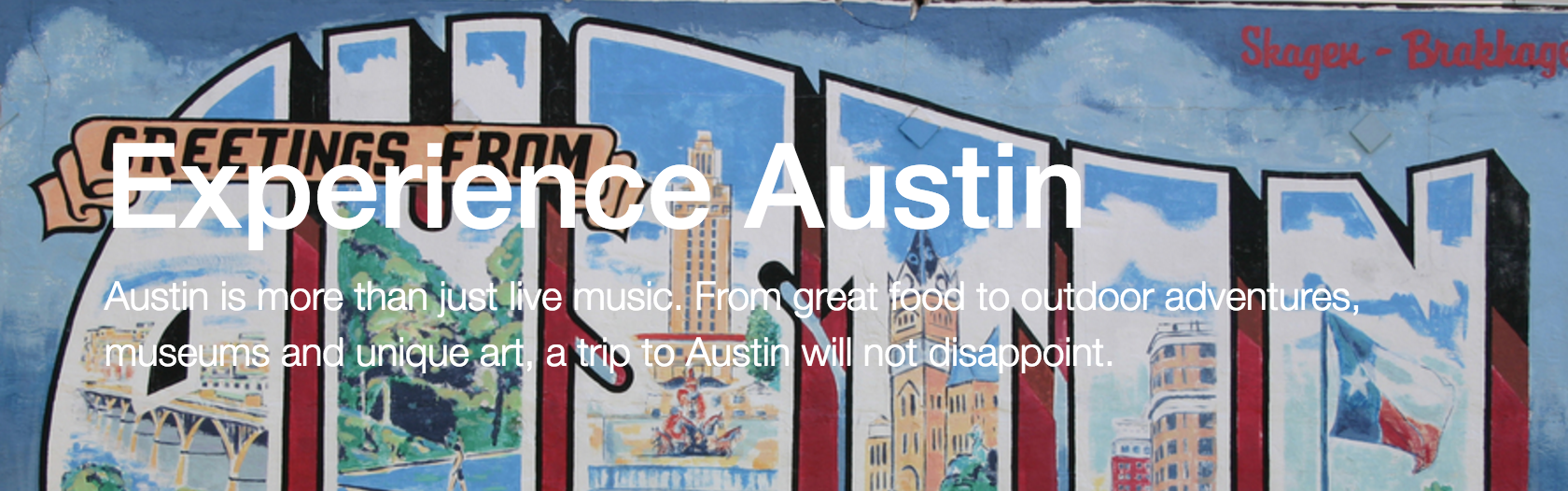Experience Austin image