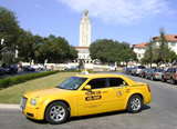 Yellow Cab Vehicle Image