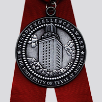 Excellence Awards Medallion