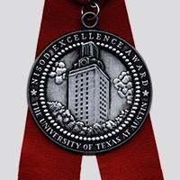 Excellence Awards Medallion
