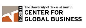 UT Center for Global Business Logo