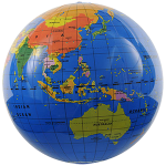World Globe Image