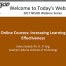 Online Courses: Increasing Learning Effectiveness Preview
