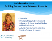 Collaboration Island… Building Connections Between Students