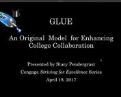 GLUE Webinar Preview