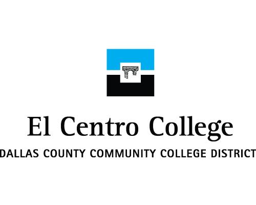 El Centro College logo