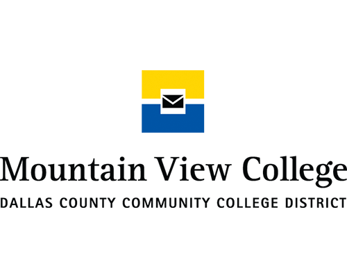 MountainView Community College logo