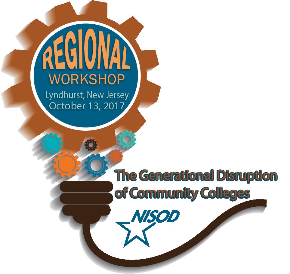 NISOD Regional Workshop logo