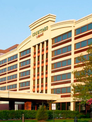 Courtyard Marriott Meadowlands photo