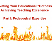 Elevating Your Educational Hotness Webinar preview
