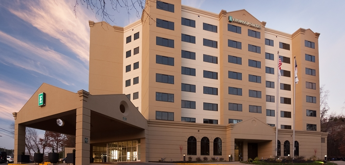 Embassy Suites Hilton Raleigh NC photo