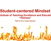 Student-Centered Mindset Webinar preview
