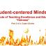 Student-Centered Mindset Webinar preview