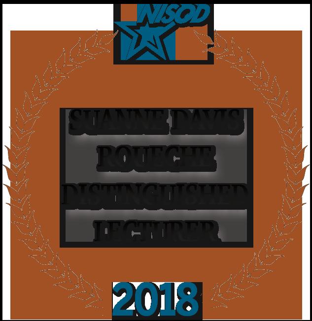 2018 SDR Award image