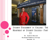 Student Engagement in College preview