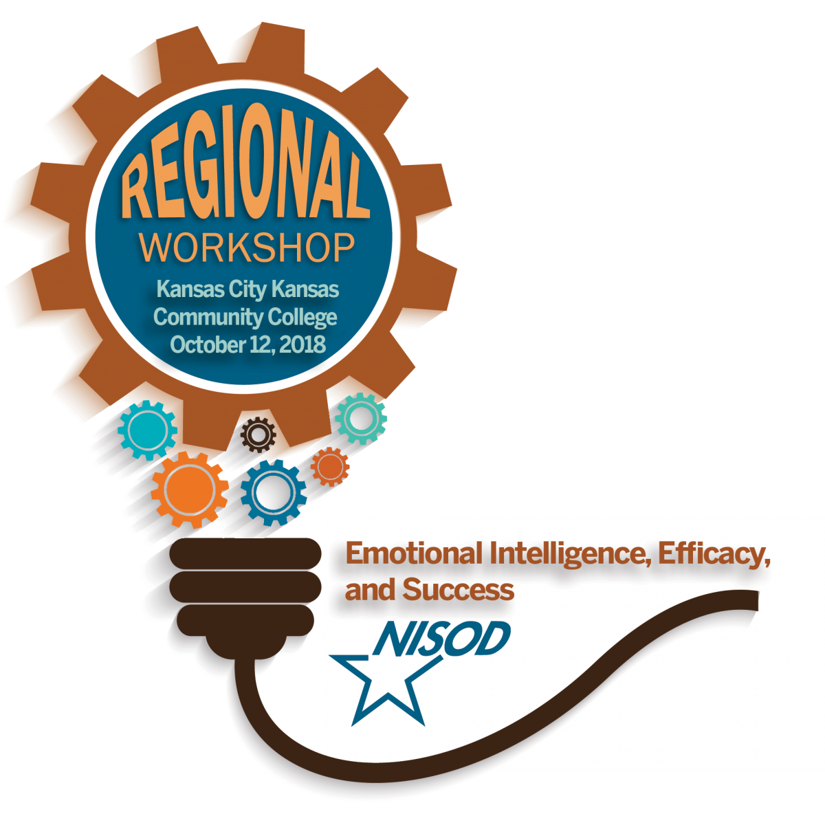 NISOD Regional Workshop - Kansas City Kansas Community College Regional Workshop banner