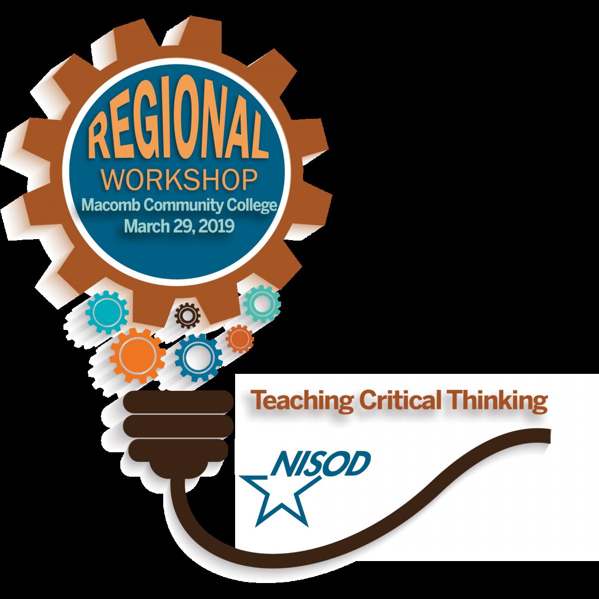 Macomb Community College Regional Workshop logo