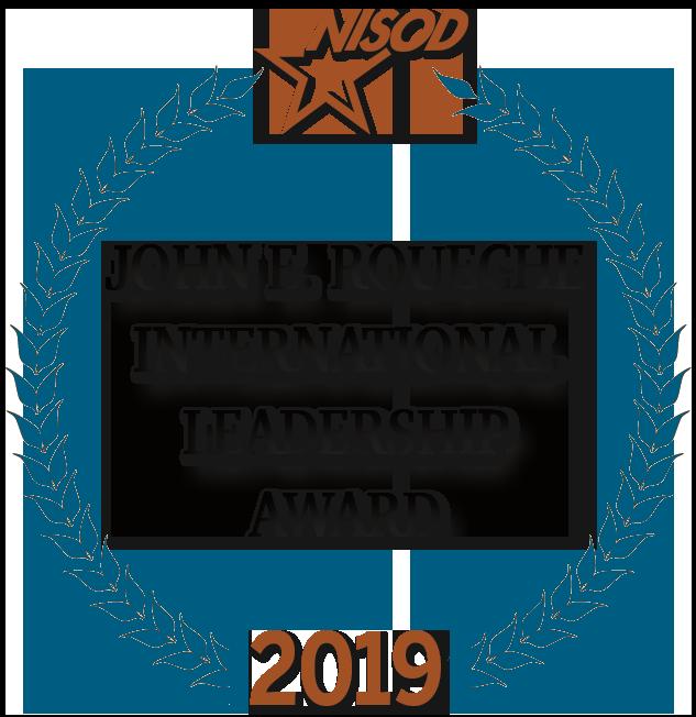 2019 John E. Roueche Award image