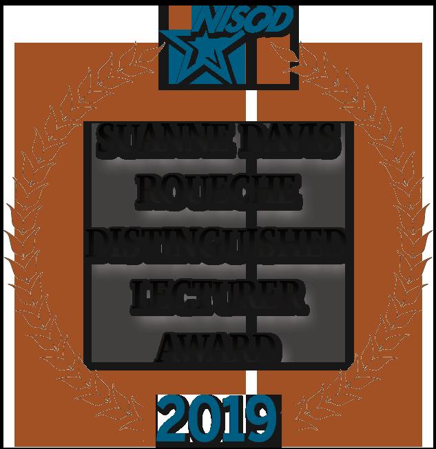 2019 Suanne Davis Roueche Award image