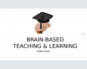 Brain Based Teaching and Learning preview