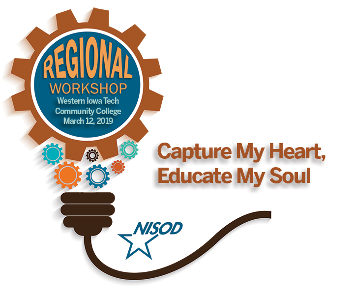 Western Iowa Tech Community College Regional Workshop logo
