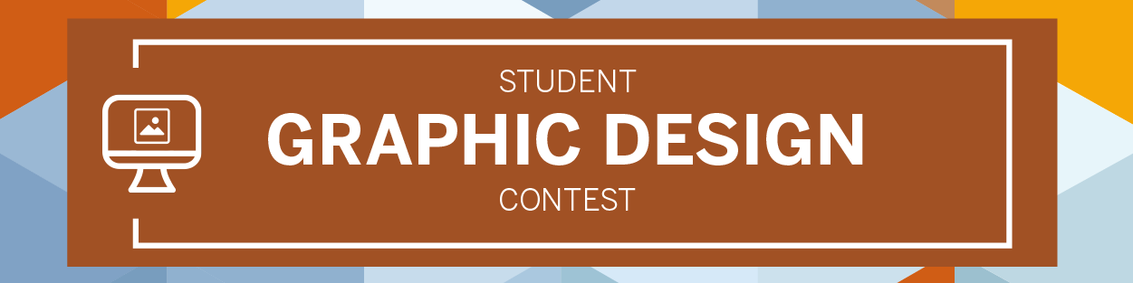 Student Graphic Design Contest Banner
