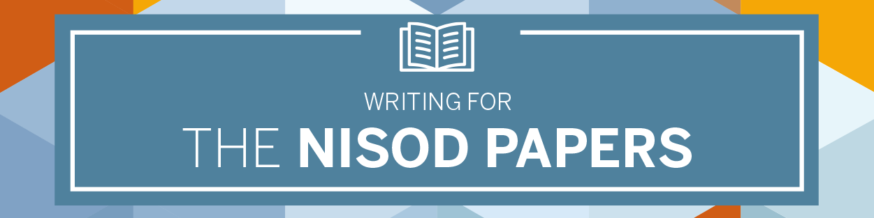 Writing The NISOD Papers