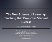 The New Science of Learning: Teaching That Promotes Student Success preview