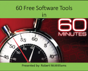 60 Free Software Tools in 60 Minutes preview