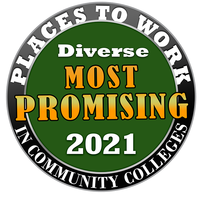 Most Promising Places to Work in Community Colleges logo