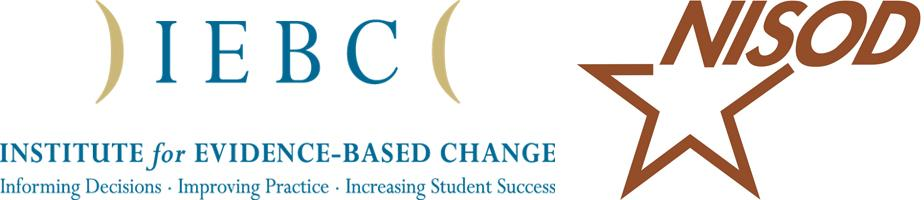 IEBC and NISOD logo banner