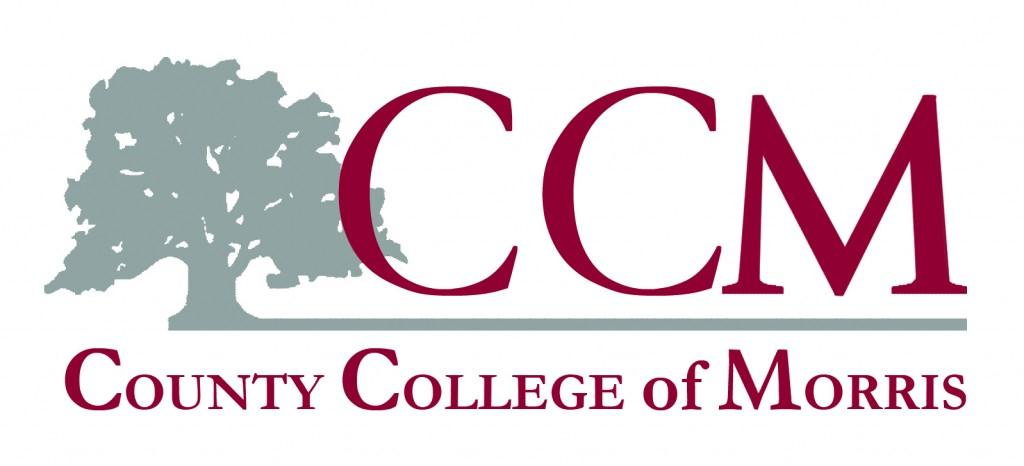 Logo: County College of Morris