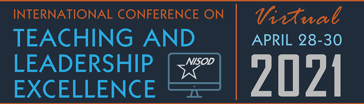 NISOD Conference banner