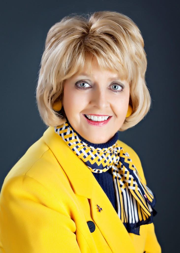 President Jeanie Webb