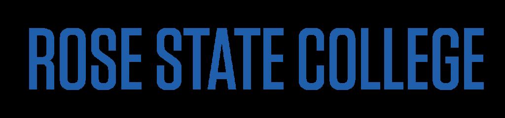 Rose State Logo