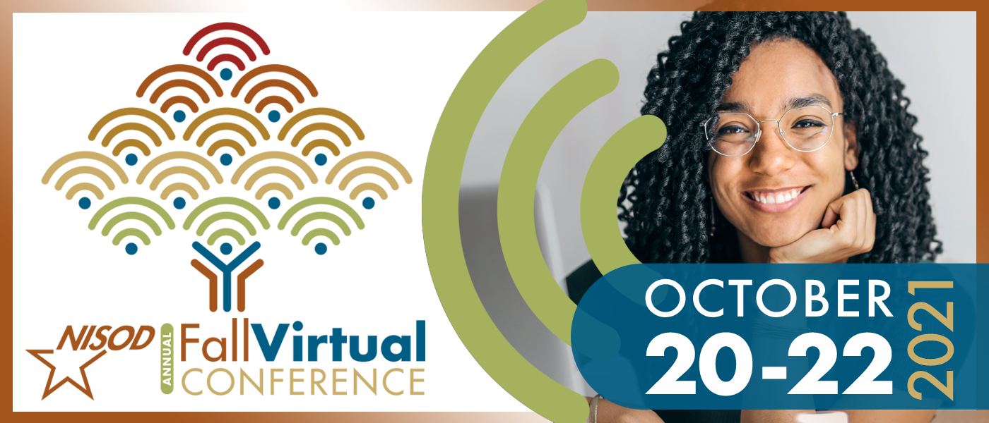 NISOD Annual Virtual Conference banner image